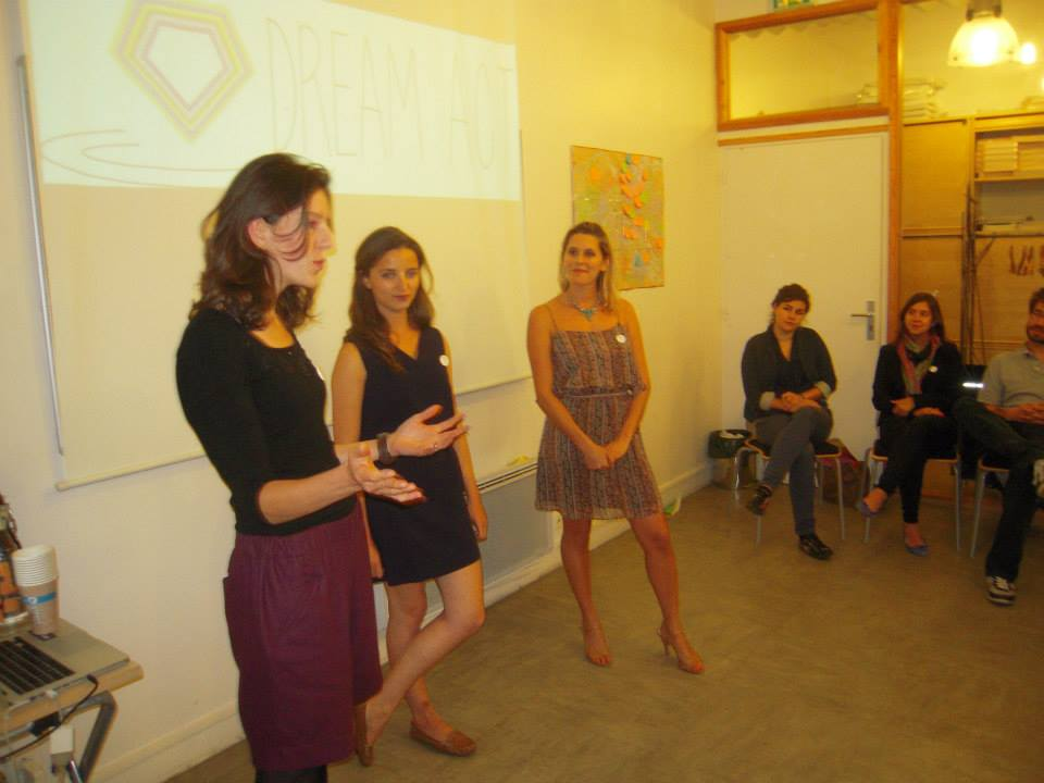 dream act : lancement à l'Atelier