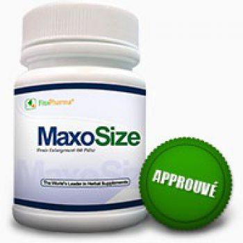 MaxoSize est Testé est recommandé par les experts